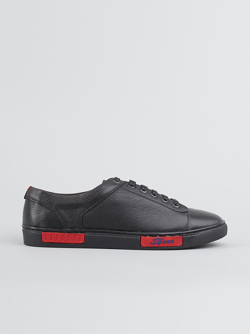 Giày Thể Thao Màu Đen G136