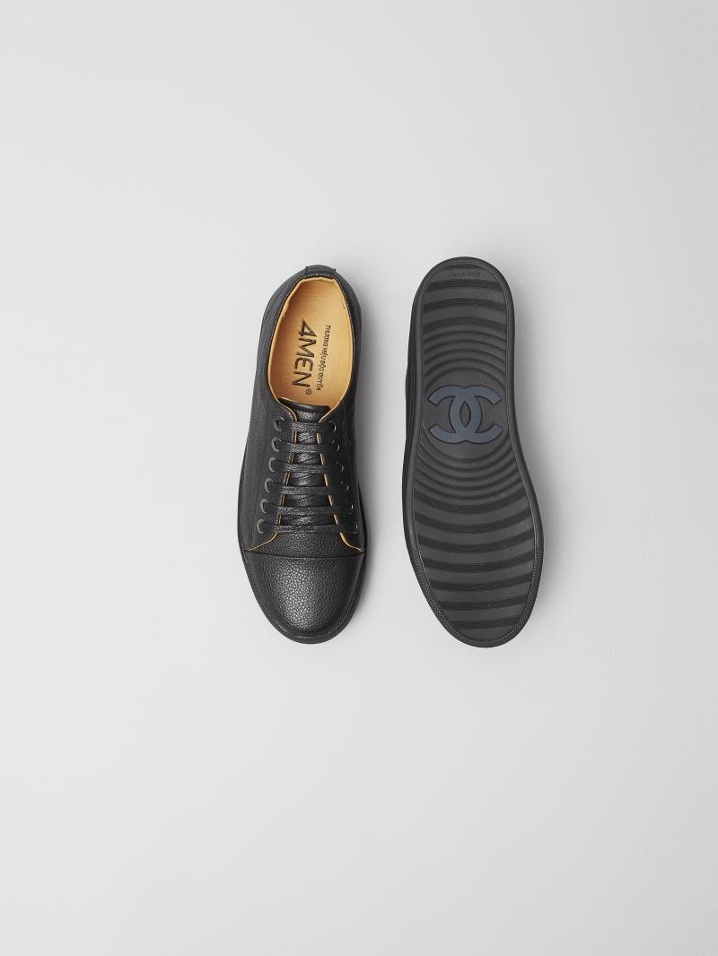 Giày thể thao màu đen g139 - 3