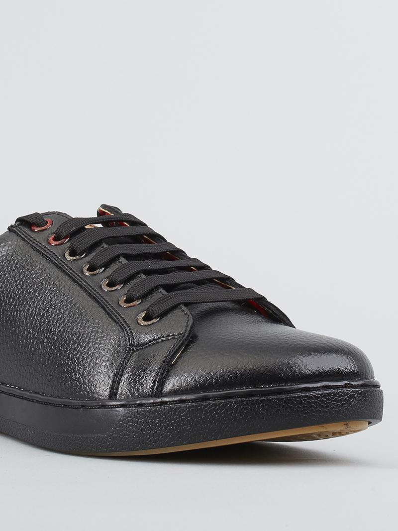Giày thể thao màu đen g147 - 2