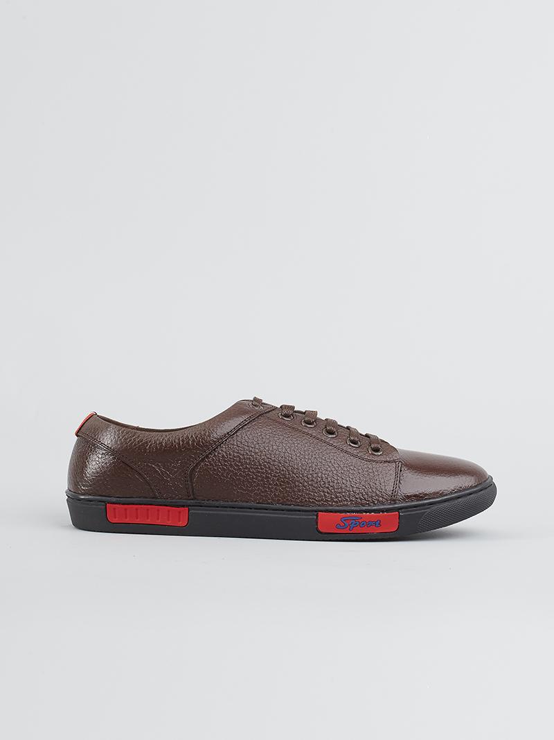 Giày Thể Thao Màu Nâu G136