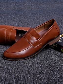 Giày Tây Màu Bò G64