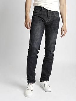 Quần Jeans Ống Đứng DEN QJ1523