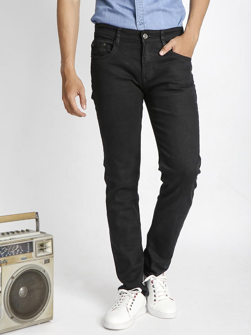 Quần Jeans Skinny Đen QJ1527