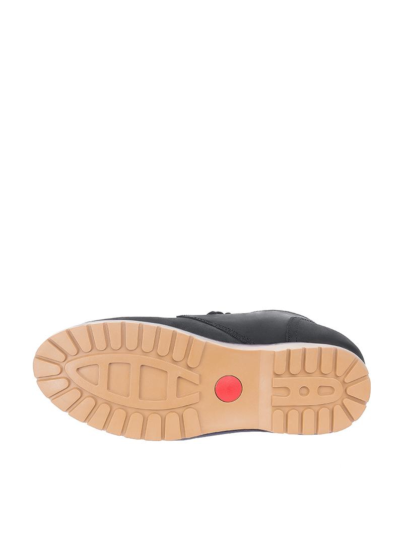 Boot Tăng Chiều Cao Đen G163
