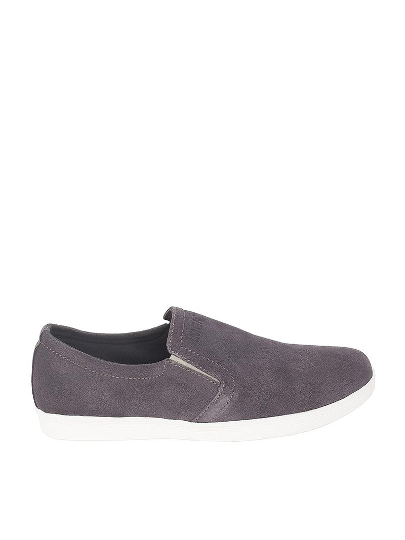 Giày Mọi Màu Xám Chuột G165