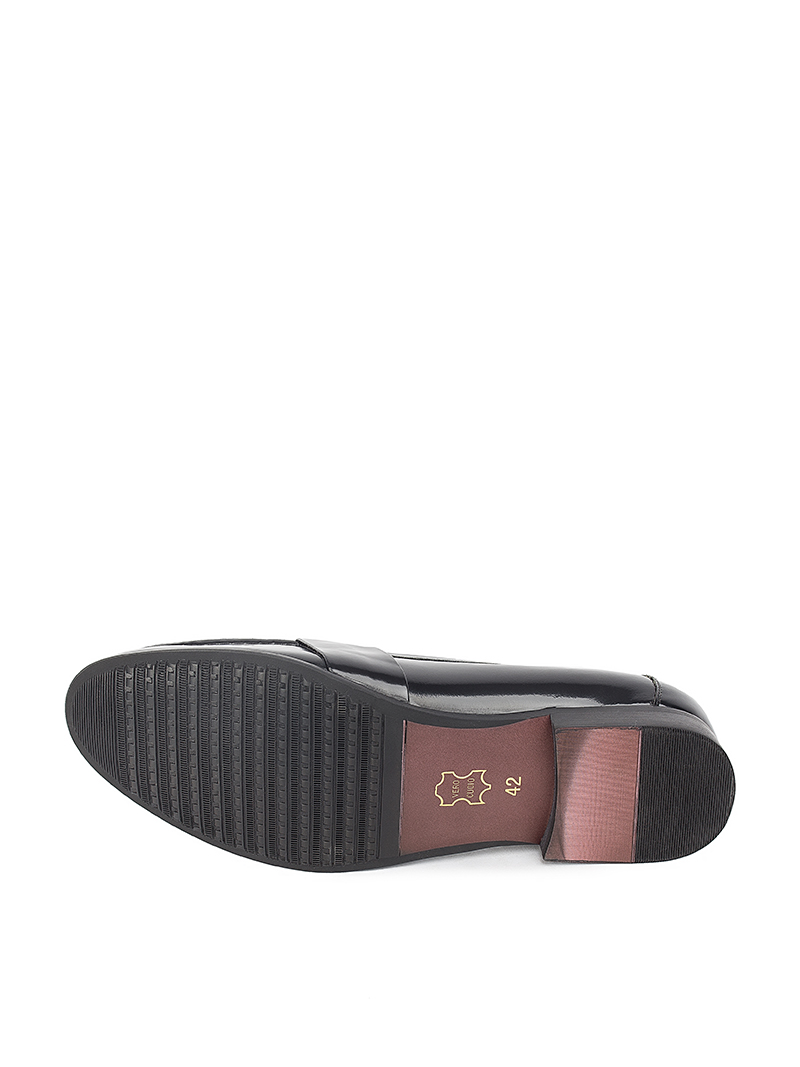 Giày Tây Màu Đen G159