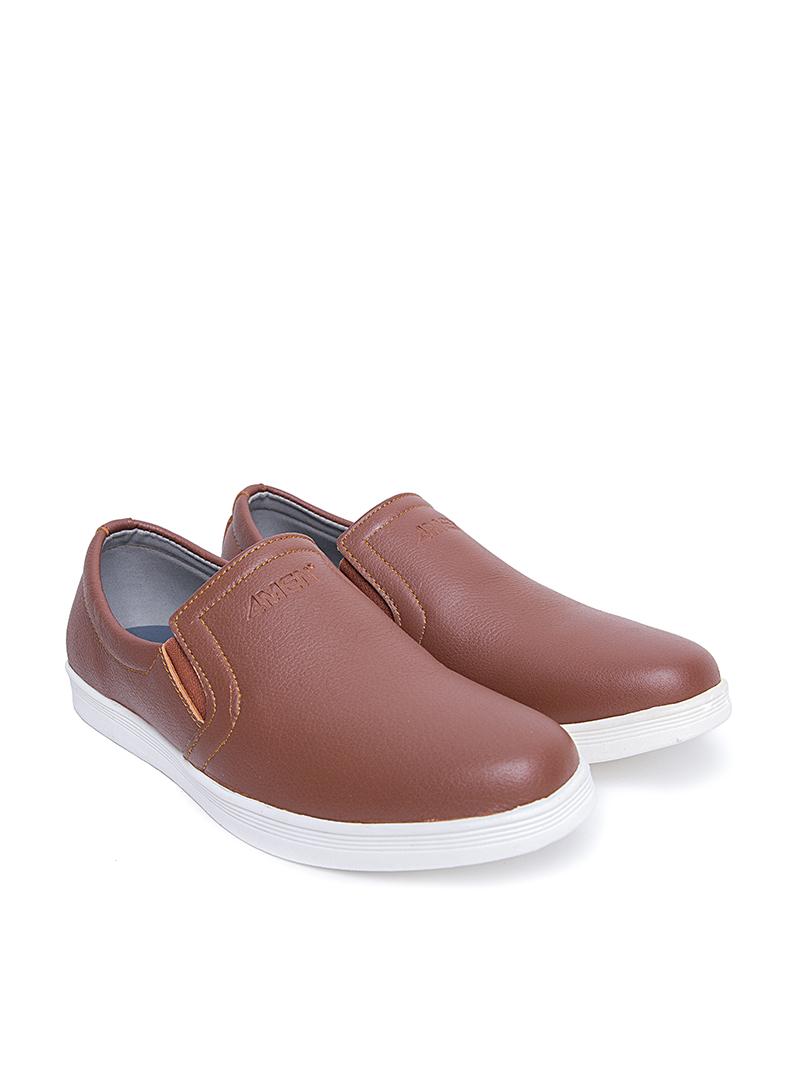 Giày Mọi Màu Bò Đậm G167