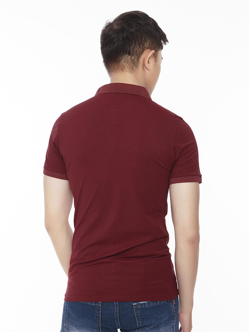 Áo Thun Đỏ AT719