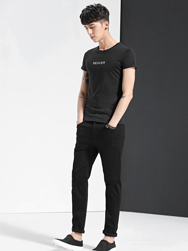 Quần jean đen qj1394 - 2