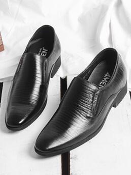 Giày Tăng Chiều Cao Đen G200