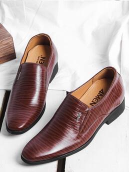 Giày Tăng Chiều Cao Nâu G200