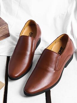 Giày Tăng Chiều Cao Màu Bò G197