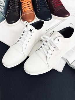 Giày Thể Thao Trắng G169