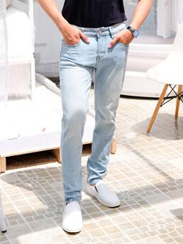 Quần Jeans Skinny Xanh QJ1589