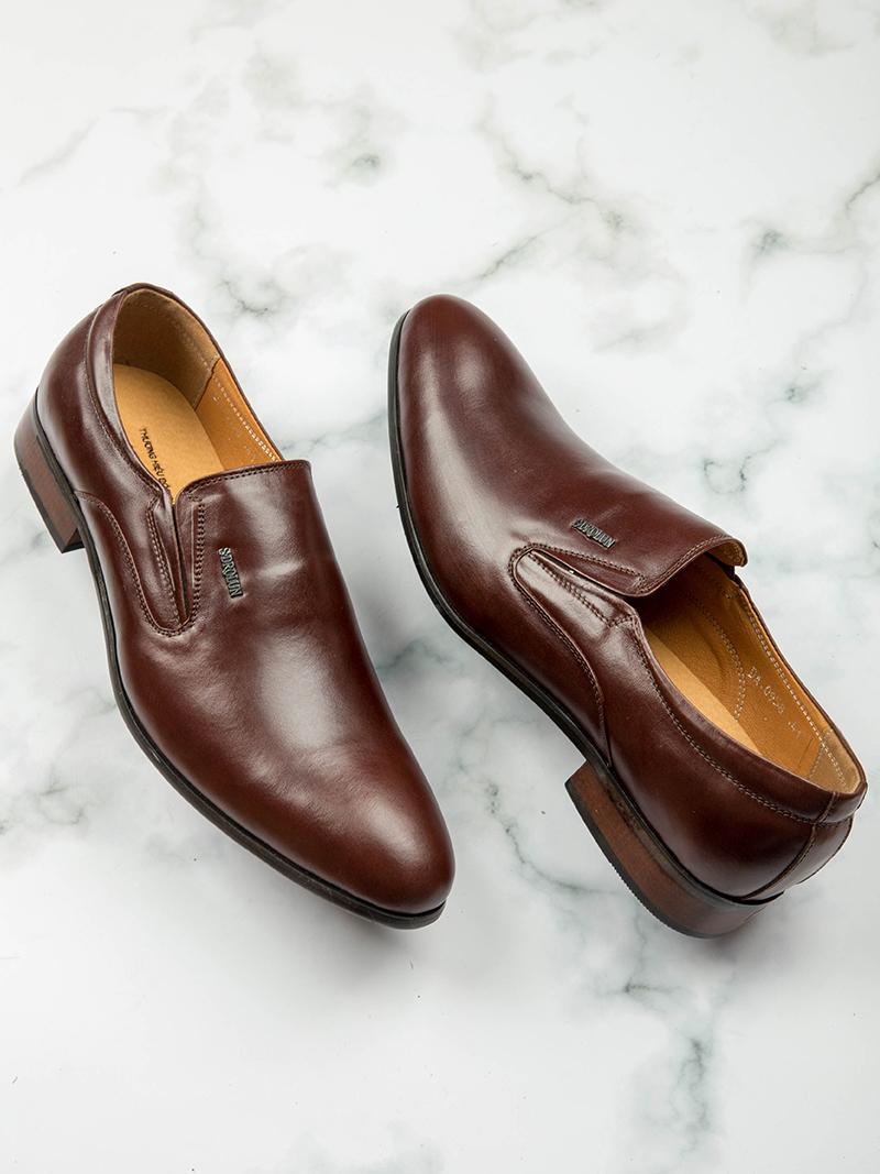 Cách chọn giày da nam sao cho đáng đồng tiền? - 259934