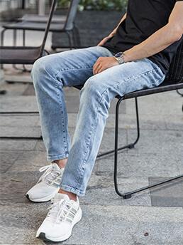 Quần Jeans Slimfit Xám QJ1625
