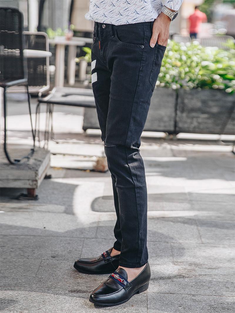Mẹo chọn mua quần jean nam theo dáng người của bạn - 259346