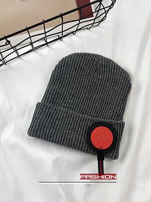 Nón Len Xám N431
