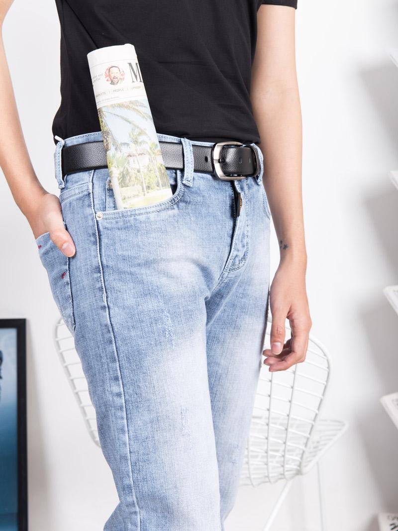 Bí quyết cho chàng mập chọn quần jean nam đẹp - 261818