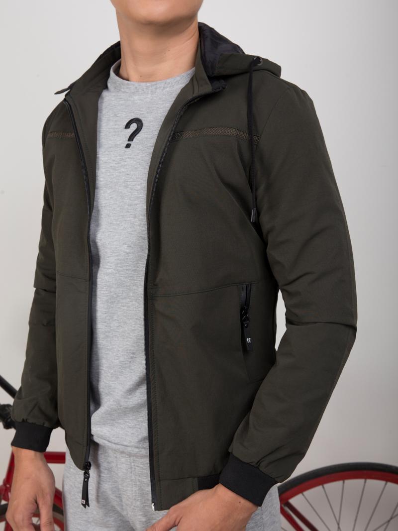 """Phối đồ với áo khoác kaki: Bí kíp để bạn trông thật """"nam tính"""" - 264151"""