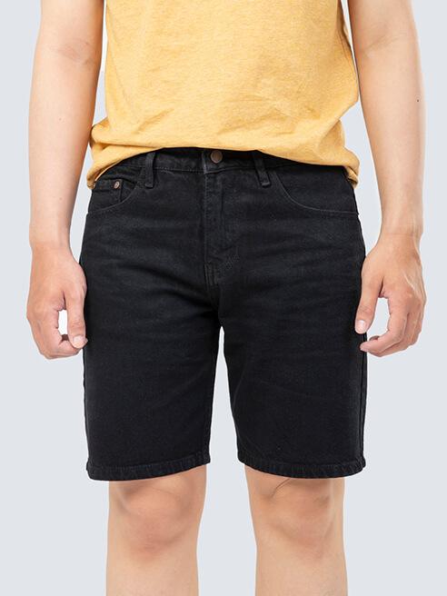 Quần Short Jean Regular Ngắn 197