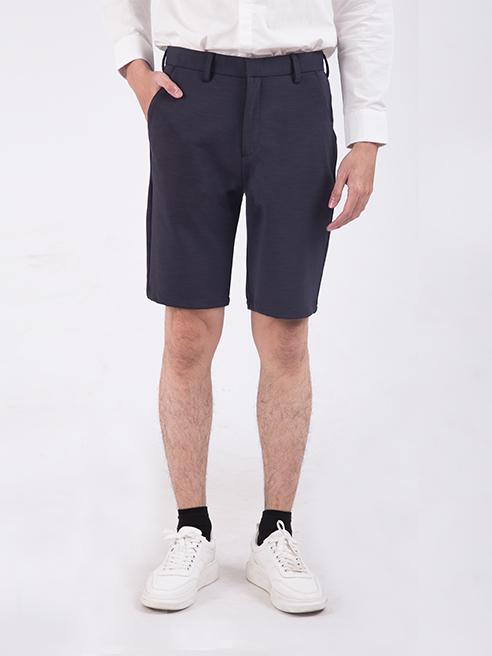Quần Short Slimfit Màu Xám QS205