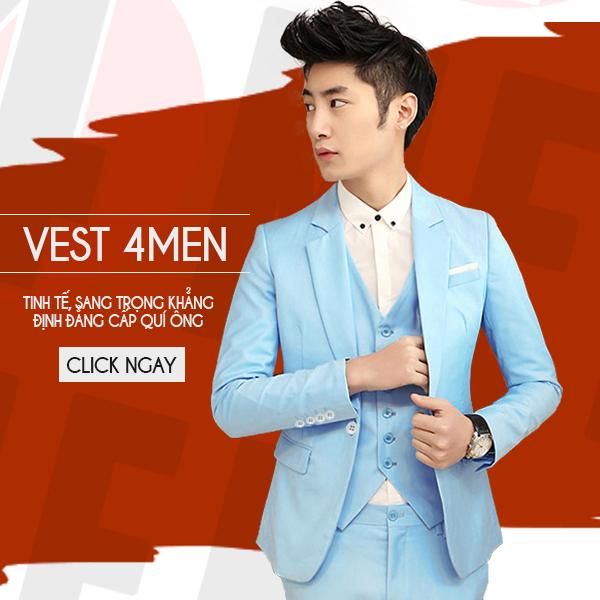 Cách Mặc Áo Vest Đẹp Cho Nam