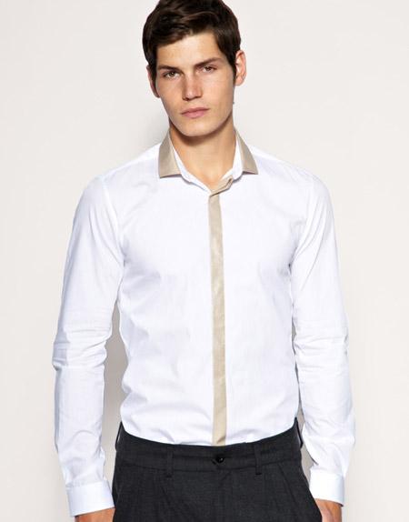 Những điều cần lưu ý khi diện áo sơ mi nam trắng