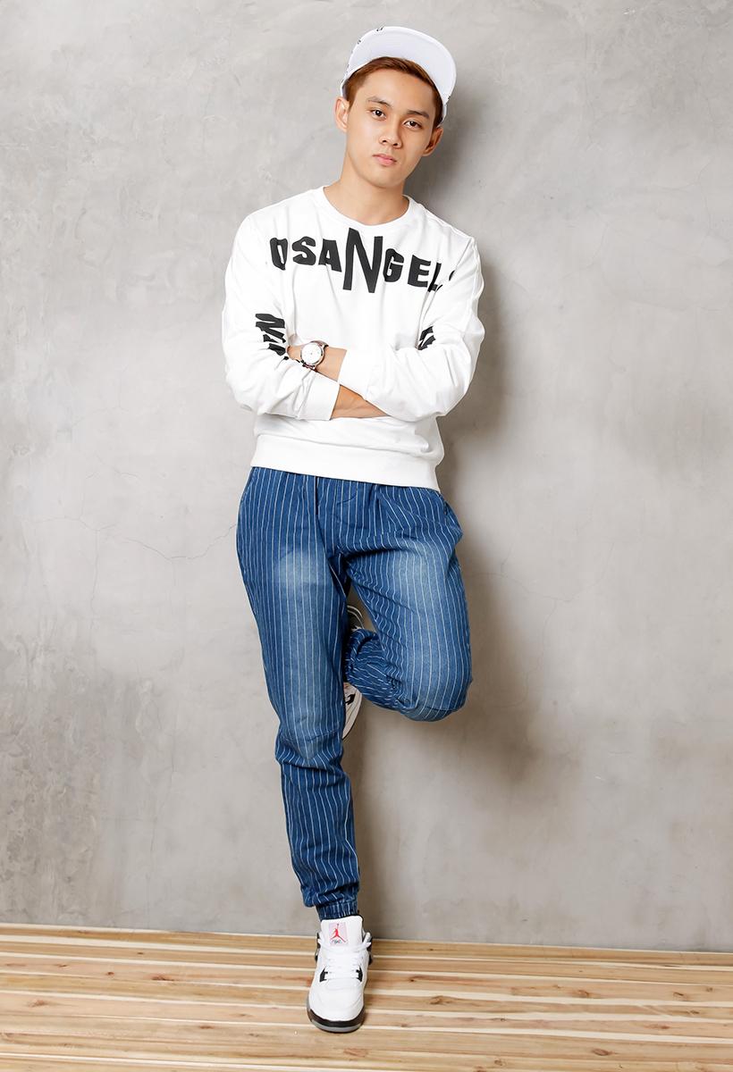 6 cách mix quần jean nam cực chuẩn