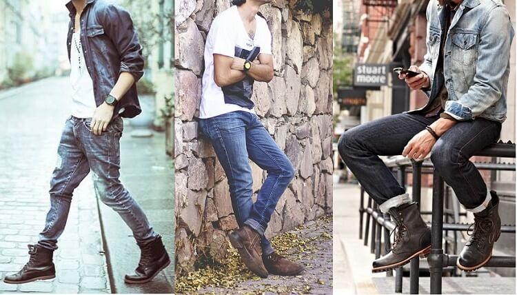 Cách phối màu quần áo với giày nam anh em cần phải biết