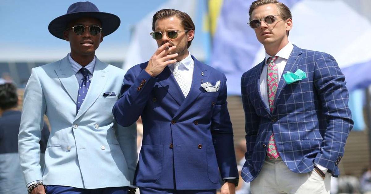 Quy tắc cài nút khi diện suit đúng chuẩn cho nam giới