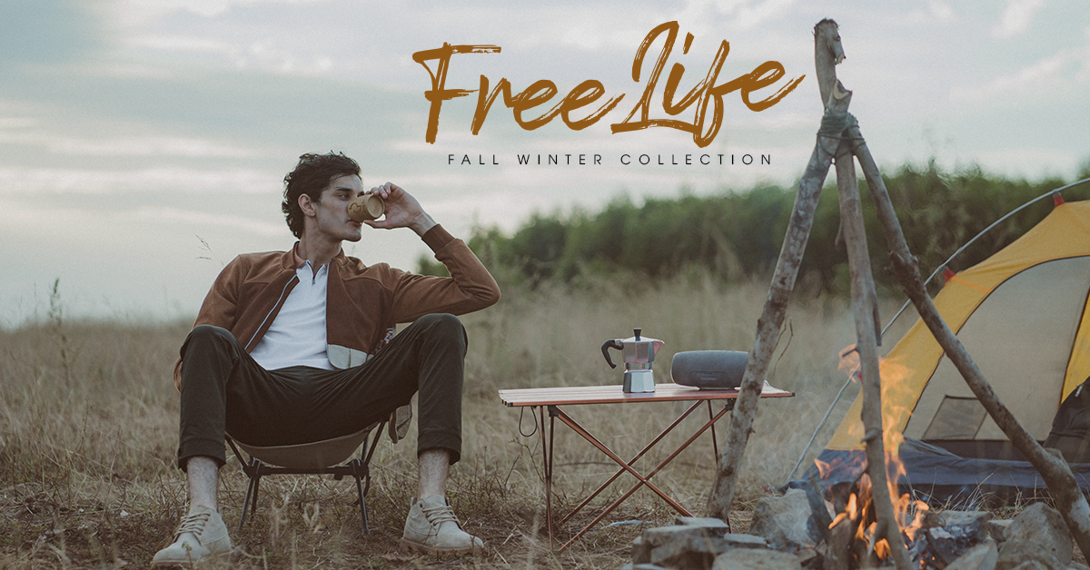 FALL WINTER COLLECTION 2020 l FREE LIFE