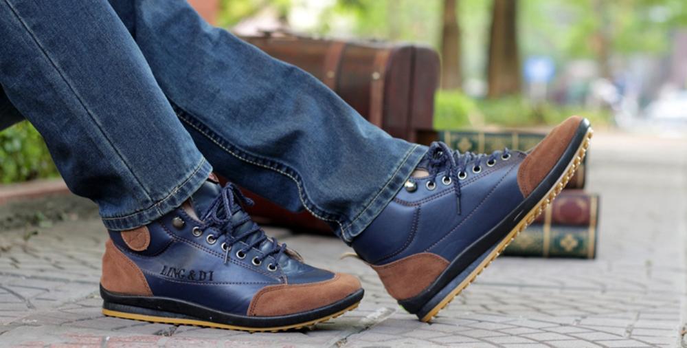 Bí Quyết Tỏa Sáng Phong Cách Cùng Giày Lười Nam