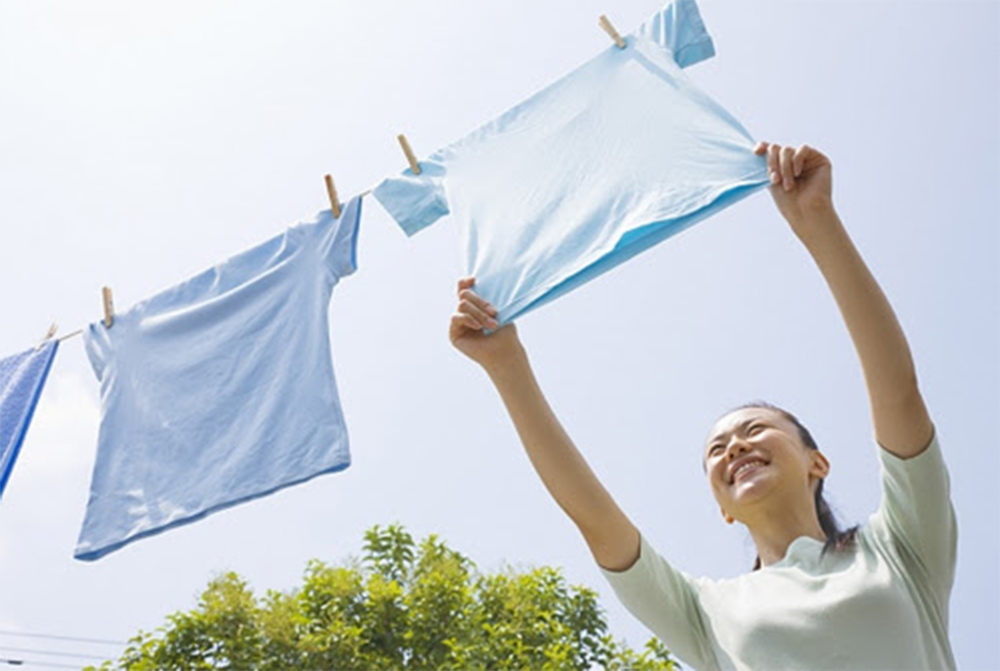 Cách Giặt Áo Thun Mới Mua