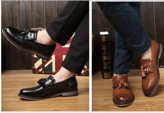 Giày Tăng Chiều Cao - Bí Quyết Tự Tin Của Nam Giới